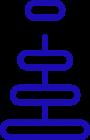 Tekton build outline blue