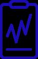 Tekton test outline blue